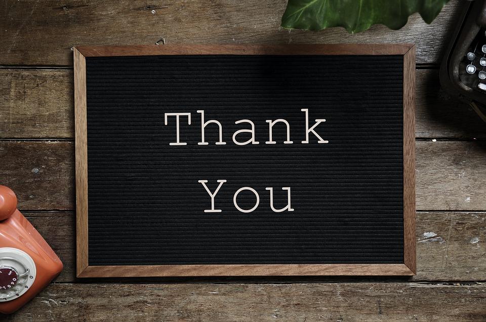 El Agradecimiento y su impacto en el ámbito organizacional